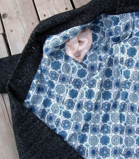Tailored Wool Coat