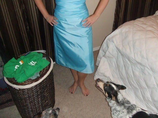 Make It Modest-Build Up a Strapless Dress