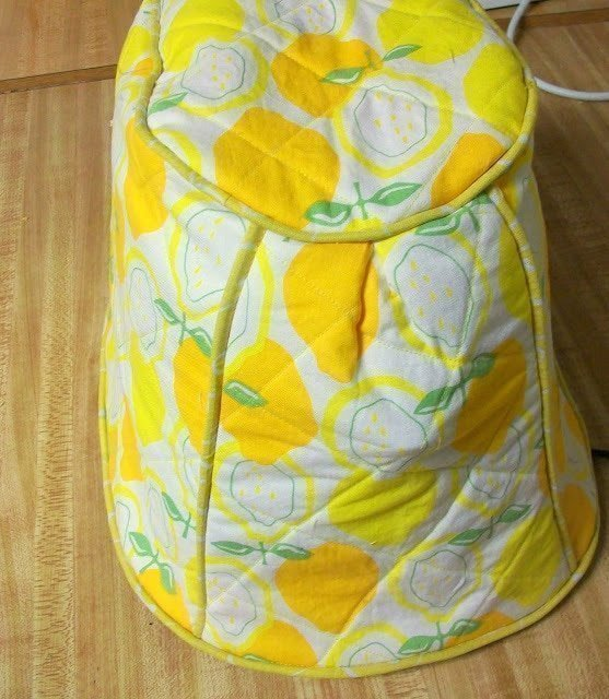 Toaster Cover Tutorial