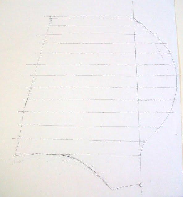 Maternity Swimsuit: Pattern Alteration Tutorial