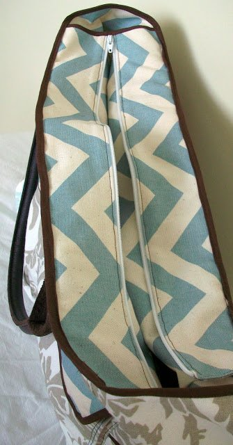 Birds of a Feather Diaper Bag