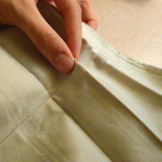 fold the third fold