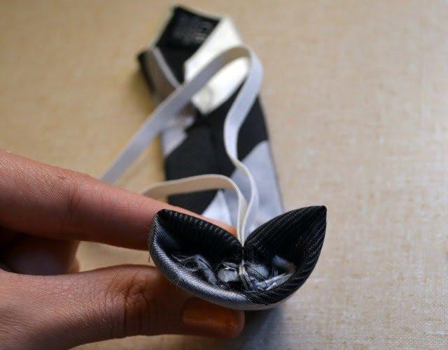 tie inside knot