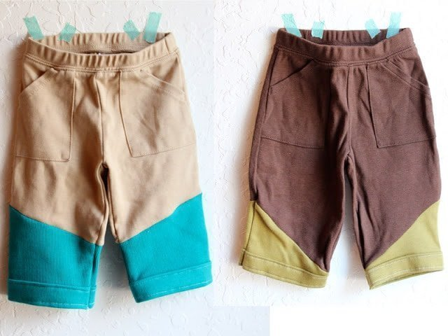Lengthening Kids Pants