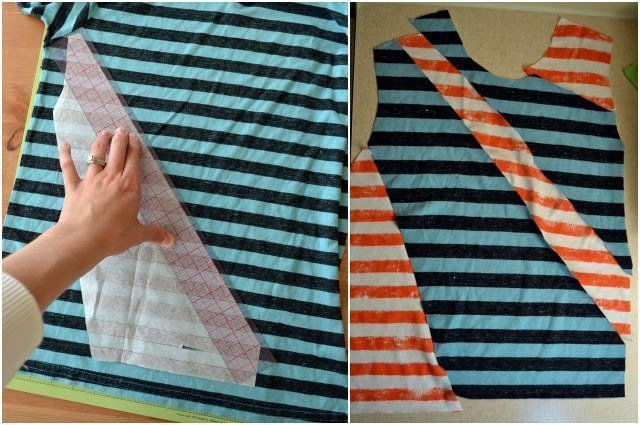 Stash-Busting: Using Striped Scraps