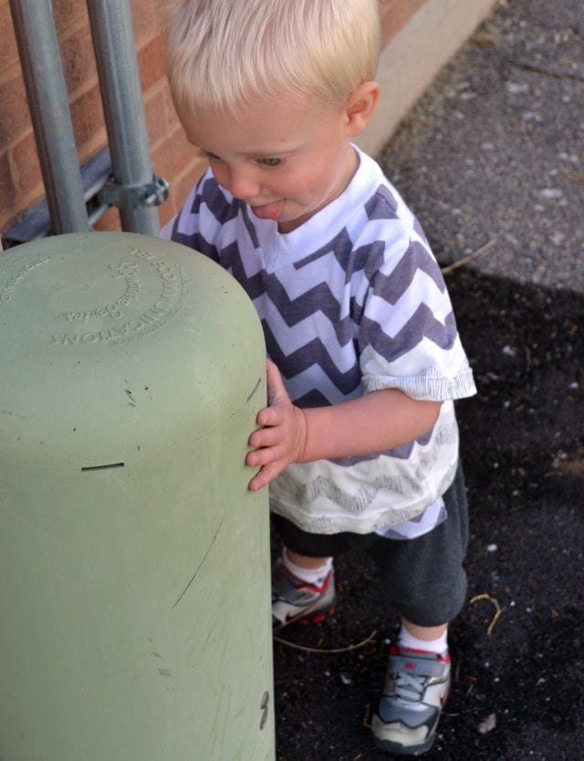 Chevron Shirt and Knickers: Boys 2013 Spring/Summer Line