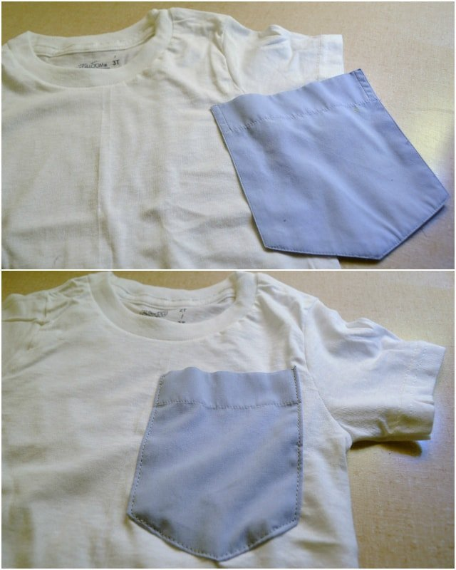 3 Quick Boy's Tees Upcycles