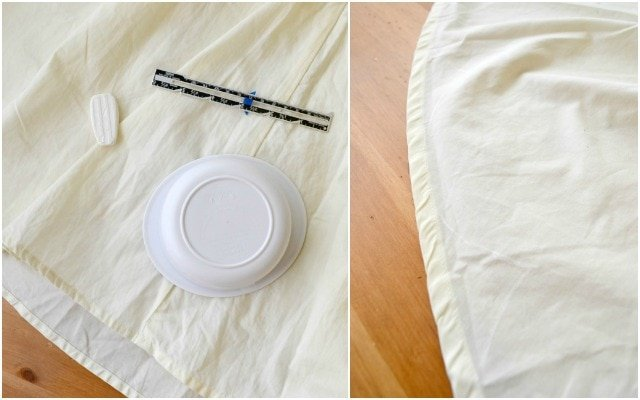 Piped Scallop Hem Tutorial and eShakti Review