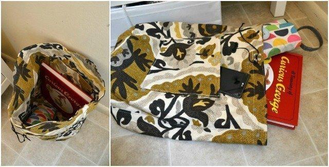 DIY Simple Backpack
