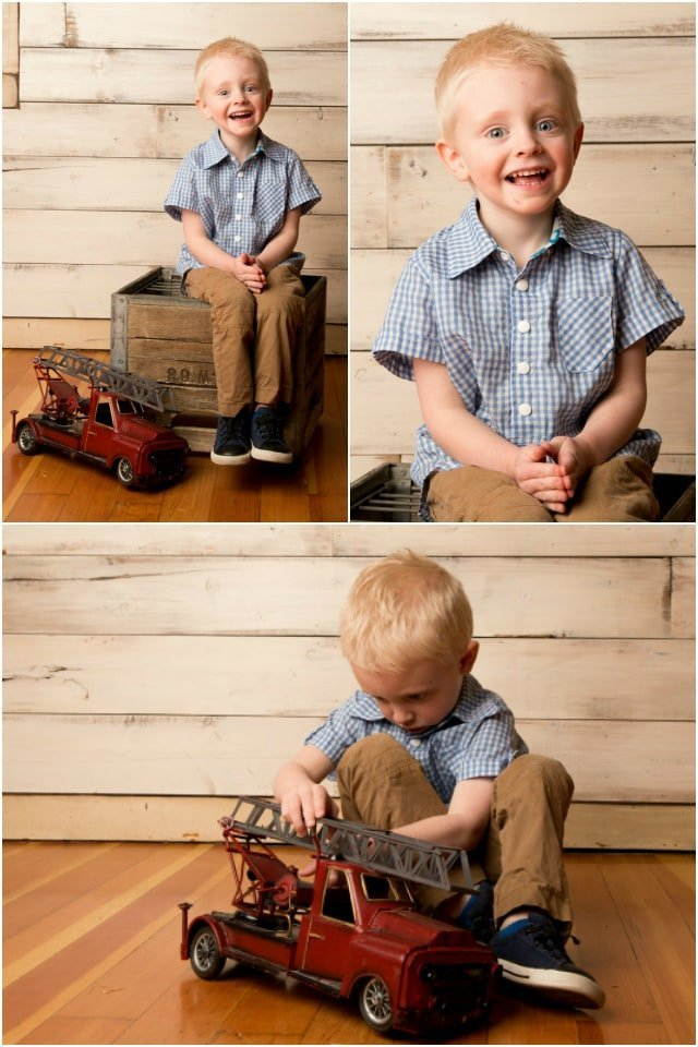 DIY Kids' Outfits for Family Pictures