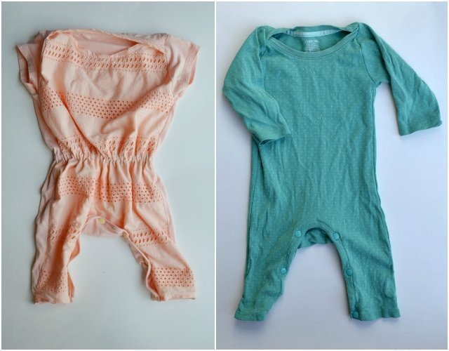 How to Upcycle: T-Shirt Romper Tutorial // Free Sewing Pattern