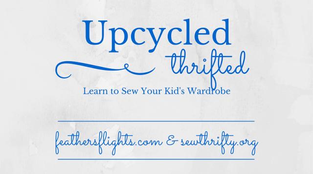 How to Upcycle: Baby Cap Sleeve Tee Neckline // DIY Sew