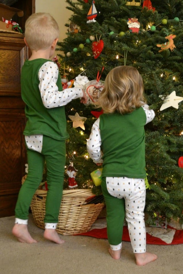 Sewing for Kids: Christmas Pajamas