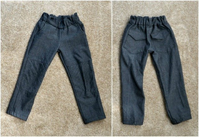 Sewing for the Boy: Dress Tree Climber Trousers Pattern