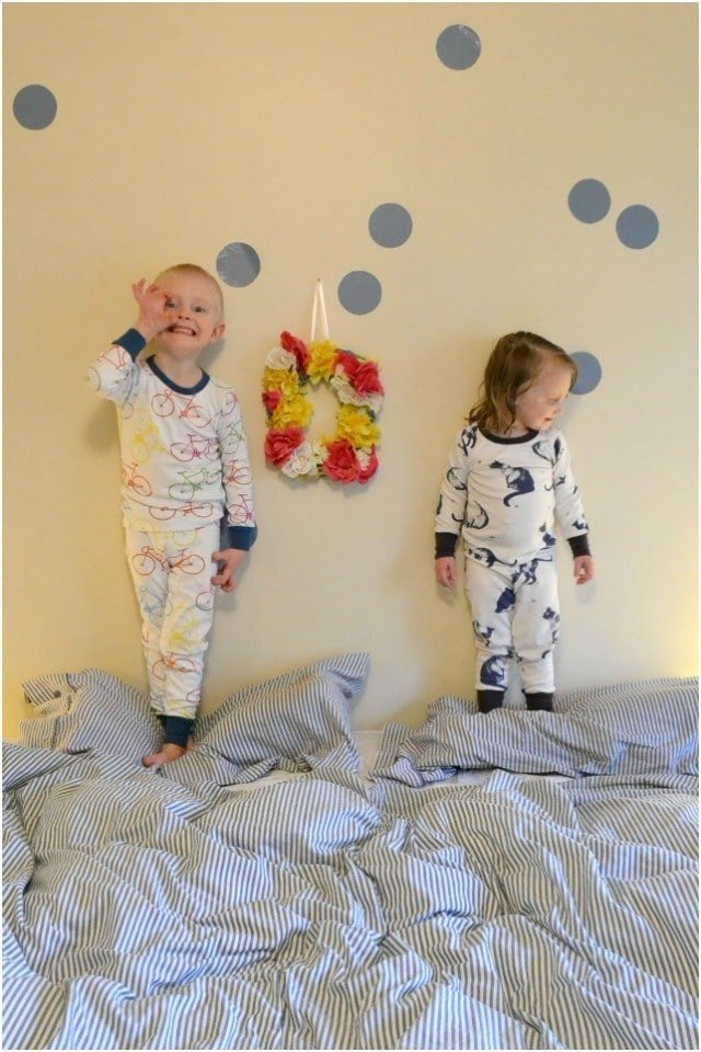 Sewing for Kids: Bike Pajamas and Cat Pajamas