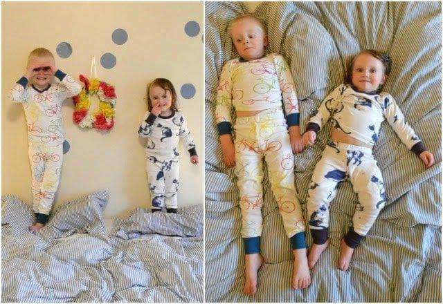 Sewing for Kids: Bike Pajamas and Cat Pajamas