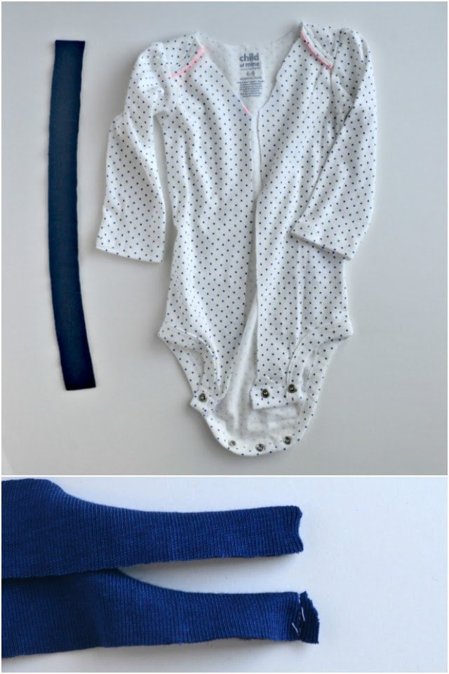Cardigan Onesie Tutorial: UPDATED // heatherhandmade.com