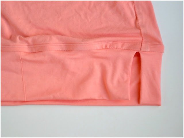 sew onto bottom of t-shirt. How to Lengthen a T-Shirt with a Waistband
