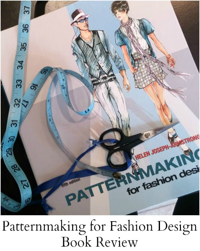 Patternmaking For Fashion Design Book Review Heather Handmade