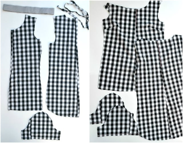 How To Refashion Pajamas Pants into a Cute Shirt