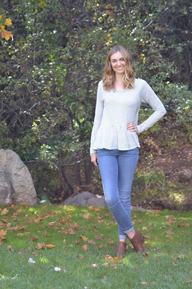 Me Made: The Waterfall Raglan in Different Fabrics