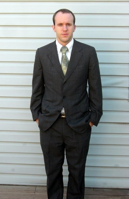 Altering a Man's Suit: Part 6 Revealed!