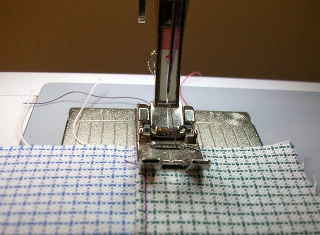 How to Edgestitch and Double Stitch