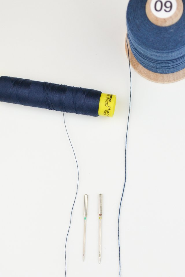 thread and needle sizes