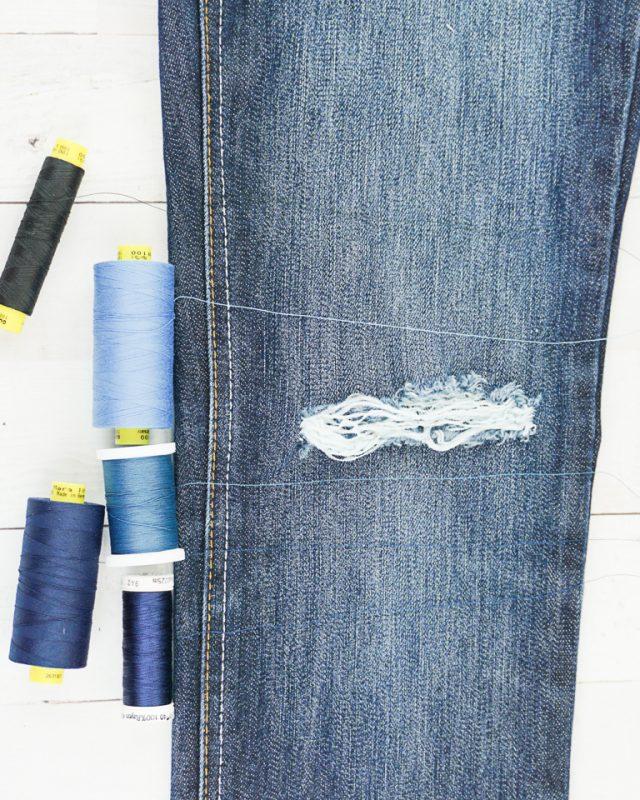find matching thread