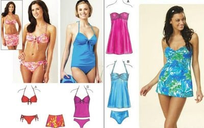 Maternity Swimsuit: Pattern Alteration Tutorial