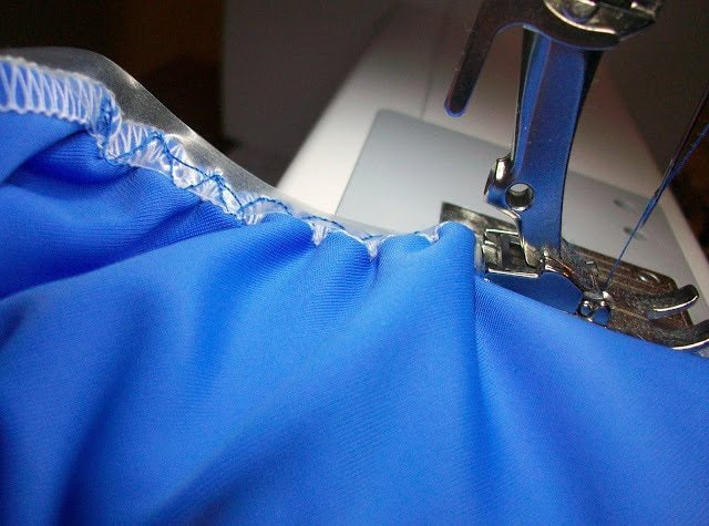 Maternity Swimsuit: Growing Torso Construction