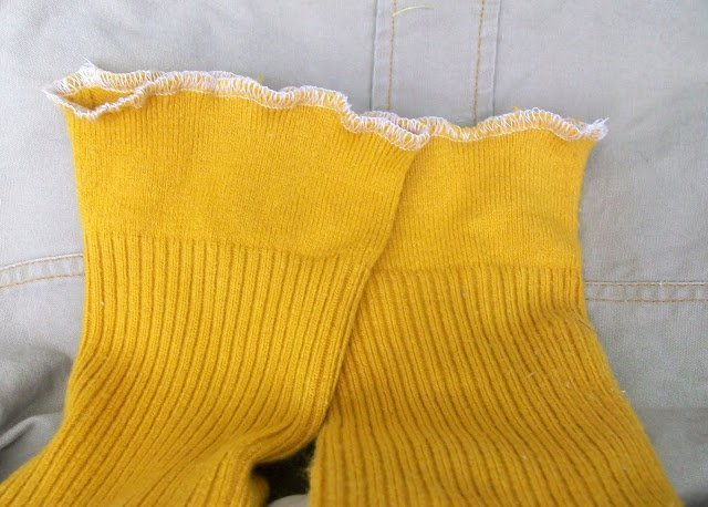 Lengthen Coat Sleeves With Sweater Sleeves Tutorial