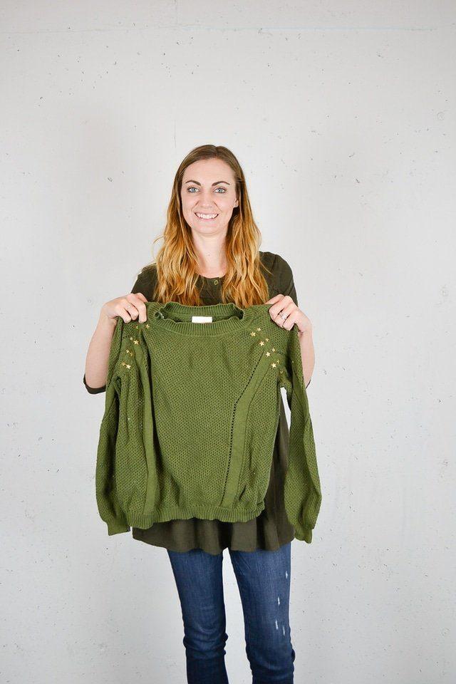How to Lengthen Jacket Sleeves // heatherhandmade.com