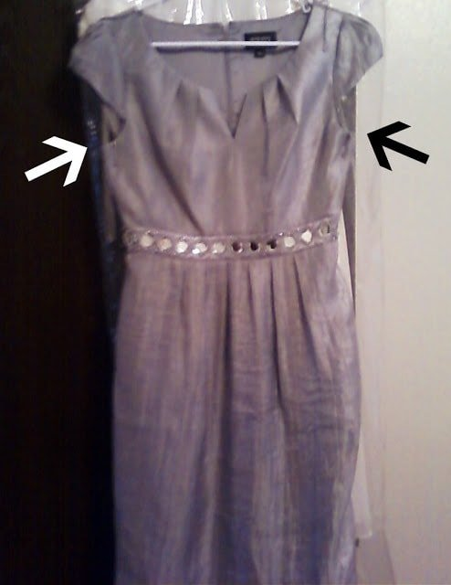 Make it Modest-Adding Fabric to Half Sleeves Tutorial