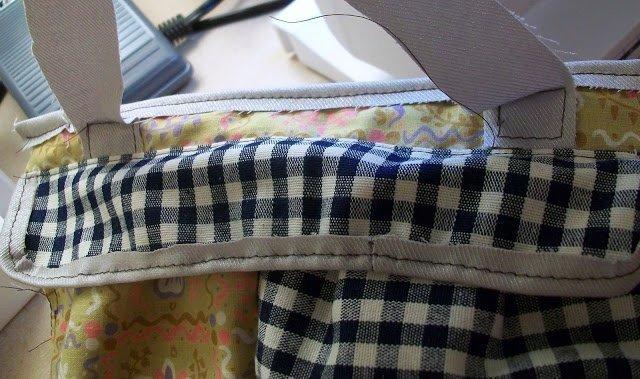 Birds of a Feather Diaper Bag Tutorial