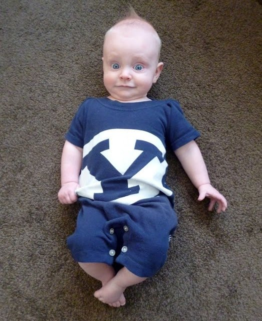 Baby Shortall From Adult T-Shirt: Pictures