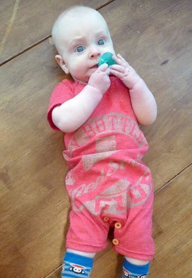 FREE PATTERN: Baby Romper From Adult T-Shirt