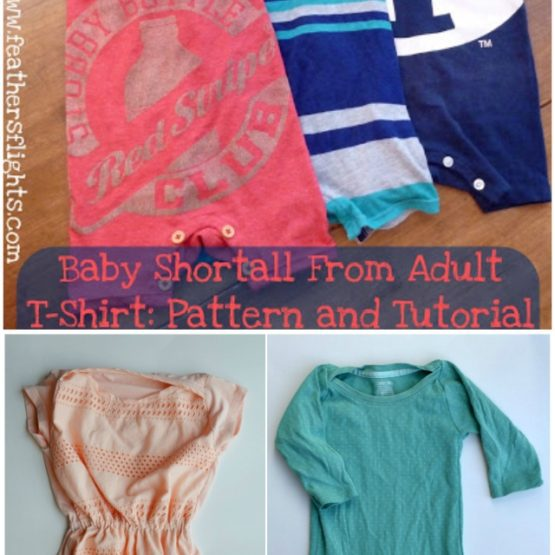 Free Baby Romper Pattern - Heather Handmade A Sewing Blog