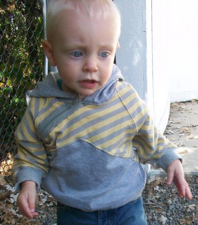Newfangled Angle Sweatshirt