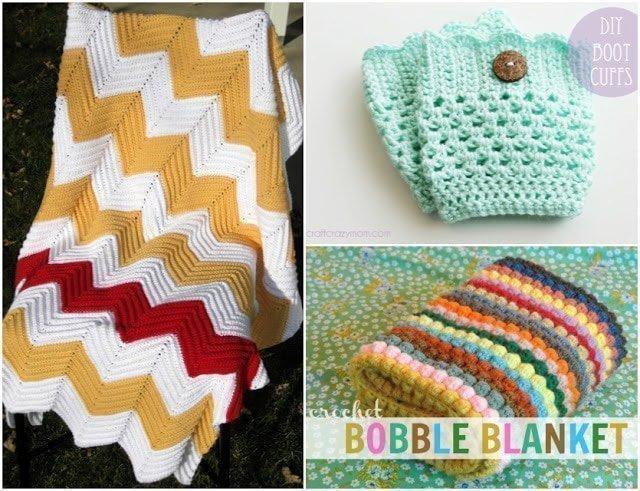 7 Free Crochet Patterns