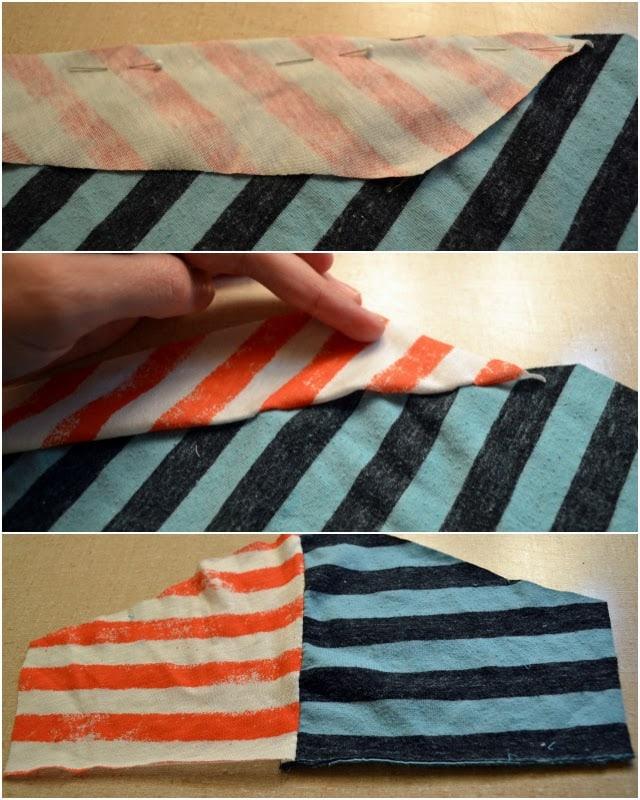 Stash-Busting: Using Striped Scraps