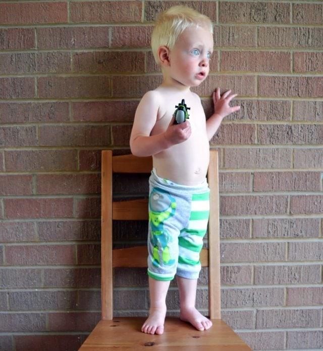 Fancy Pants Blog Tour - Spaceman Pants and a Swimsuit