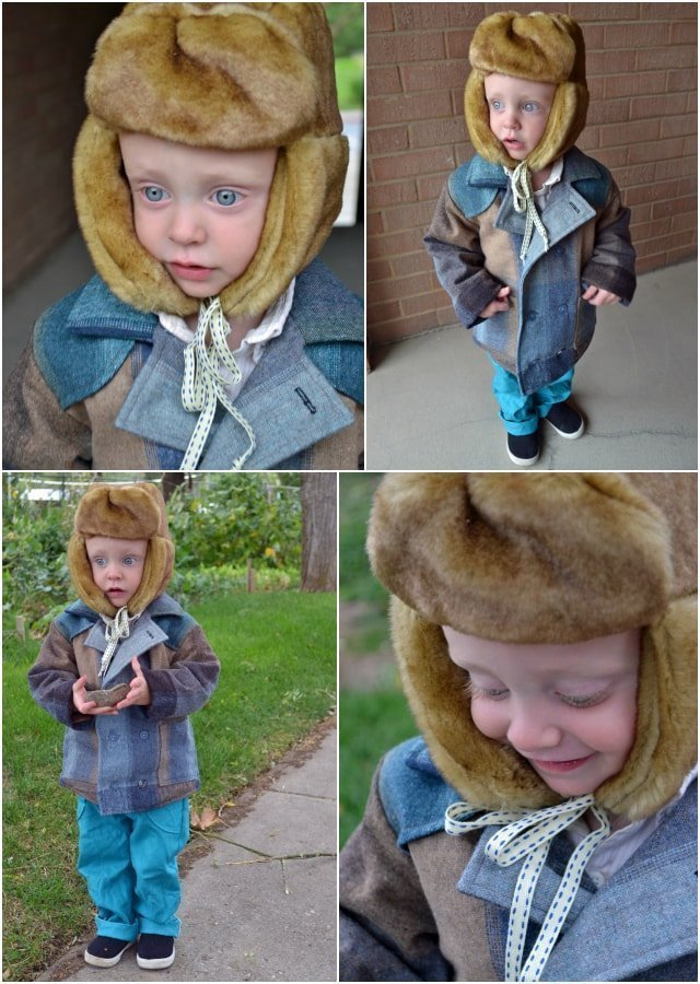 The Lion: Boys 2013 Fall/Winter Collection