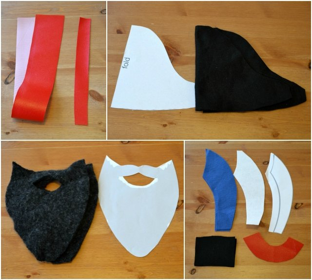 DIY Pirate Dressup Tutorial