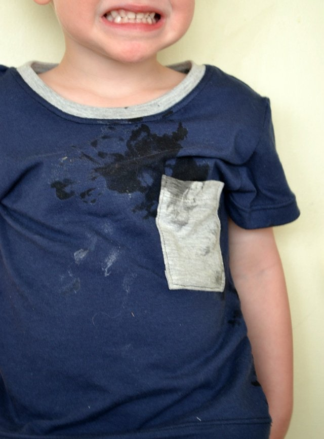 Spring/Summer 2014 Collection: Basic Boy's Pocket Tee