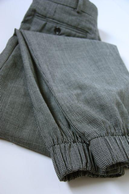 12 Pants Refashion Tutorials // heatherhandmade.com
