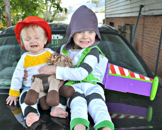 boy girl diy costume