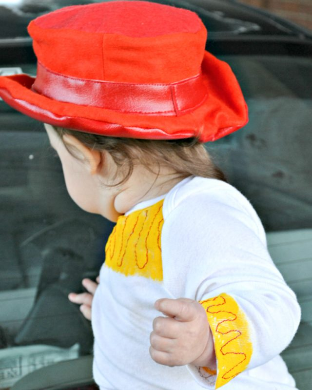 jesse costume hat
