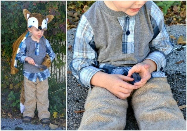 Fall/Winter Collection 2014: Wolf Babies