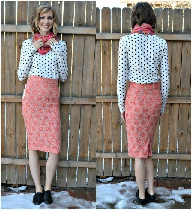 Me Made: More Pleated Pencil Skirts